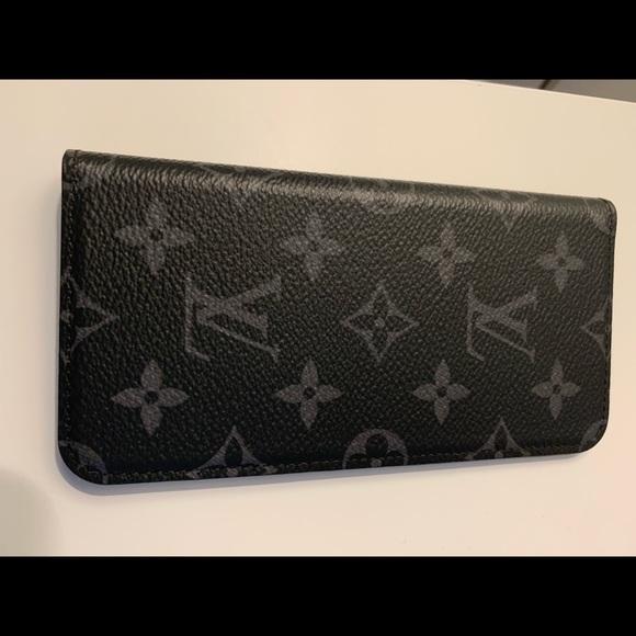 bc7ad7b8 Louis Vuitton Monogram Eclipse XS Max iPhone case
